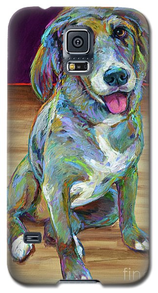 Galaxy S5 Case featuring the painting Doc by Robert Phelps