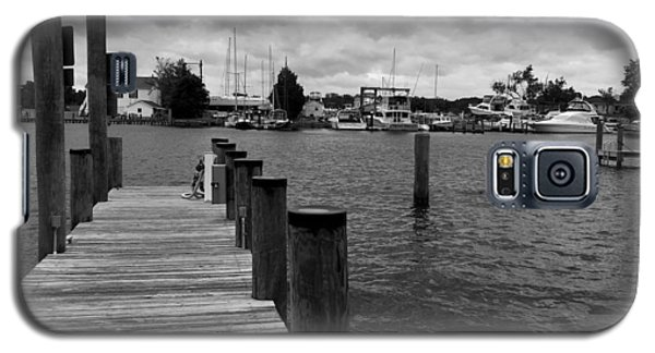 Dock Of The Bay Galaxy S5 Case