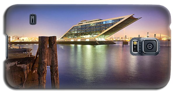 Dockland At Night Galaxy S5 Case