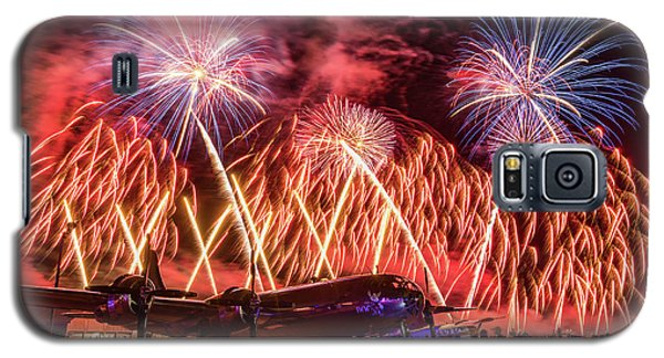 Doc's Fireworks Galaxy S5 Case