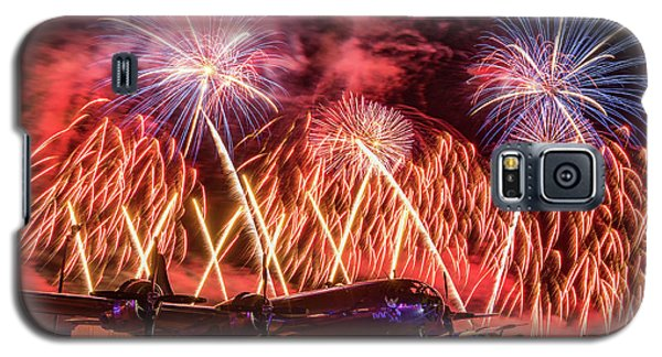 Doc's Fireworks Galaxy S5 Case
