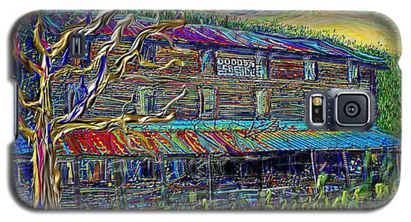 Dodds Creek Mill, ,floyd Virginia Galaxy S5 Case