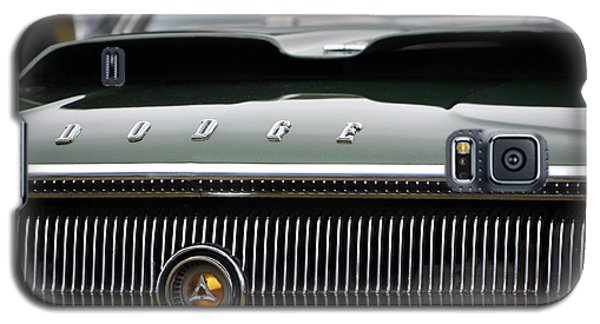 Dodge Charger Hood Galaxy S5 Case by Dean Ferreira