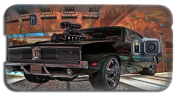 Dodge Charger R/t 1969 Hemi Galaxy S5 Case
