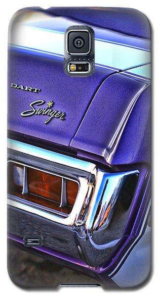 Dodge Dart Swinger Galaxy S5 Case by Gordon Dean II