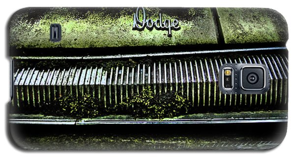 Dodge Green Grin Galaxy S5 Case