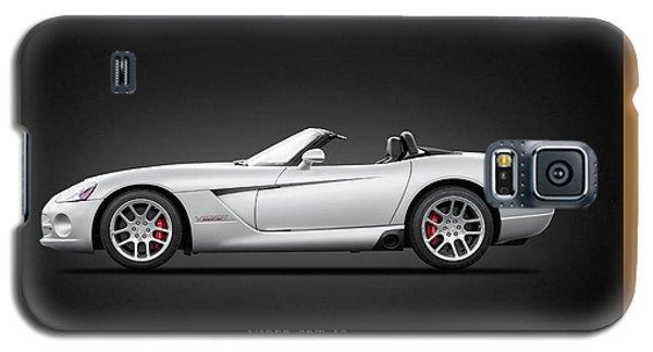 Dodge Viper Srt10 Galaxy S5 Case by Mark Rogan