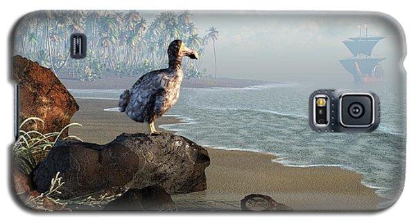Dodo Afternoon Galaxy S5 Case by Daniel Eskridge