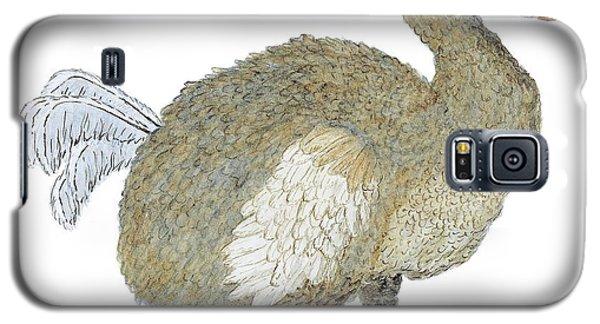 Dodo Bird Protrait Galaxy S5 Case
