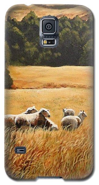 Golden Fleece Galaxy S5 Case