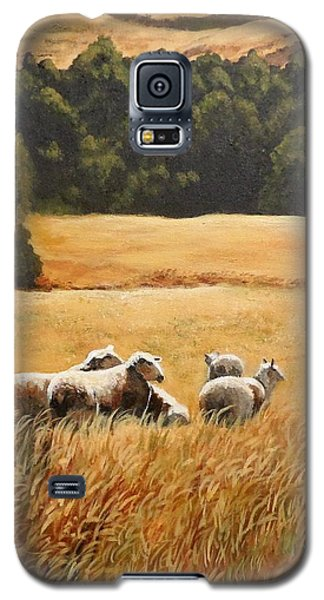Does My Bum Look Big In This Paddock? Galaxy S5 Case