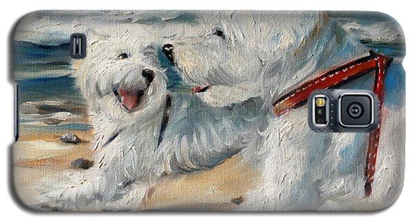 Dog Days Of Summer Galaxy S5 Case