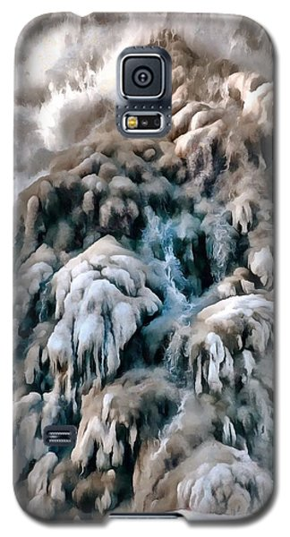 Dog Falls Galaxy S5 Case