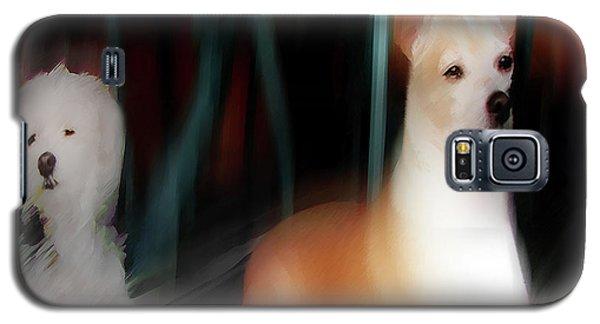 Dog Love Art 5 Galaxy S5 Case