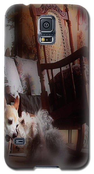 Dog Love Art  Galaxy S5 Case