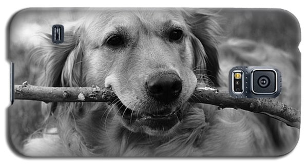 Dog - Monochrome 4 Galaxy S5 Case