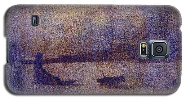 Dog Musher Galaxy S5 Case