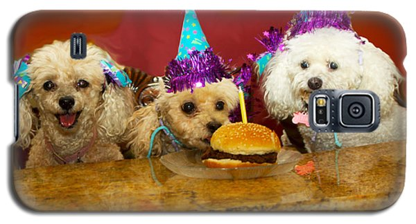 Dog Party Galaxy S5 Case