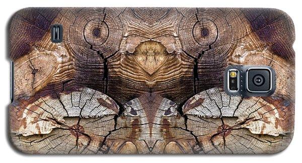 Dog-wood Owl Galaxy S5 Case