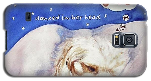 Doggie Dreams Galaxy S5 Case