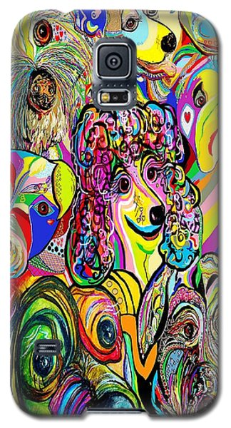 Dogs Dogs Dogs Galaxy S5 Case