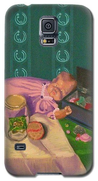 Doll Galaxy S5 Case