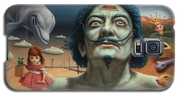 Dolly In Dali-land Galaxy S5 Case by James W Johnson