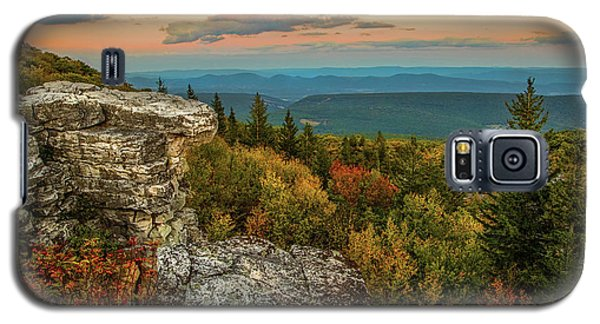 Dolly Sods Autumn Sundown Galaxy S5 Case