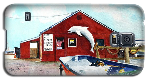 Dolphin Dock II Galaxy S5 Case