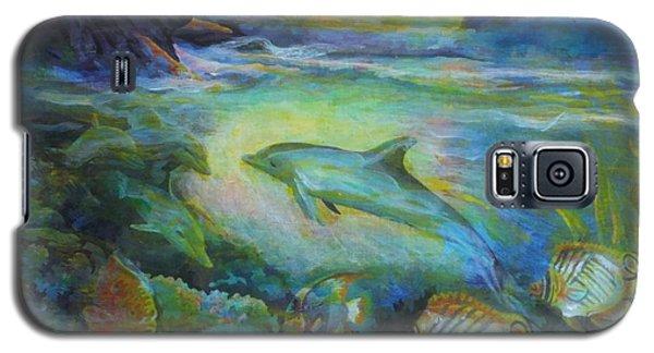 Dolphin Fantasy Galaxy S5 Case