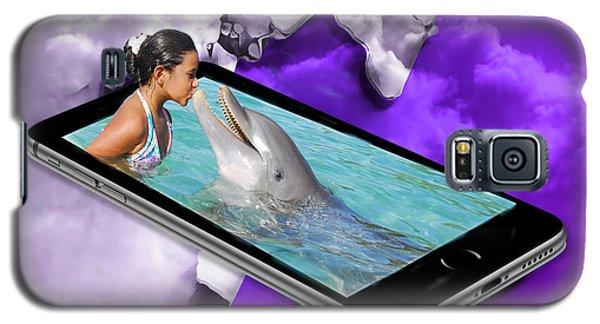 Dolphin Love Galaxy S5 Case
