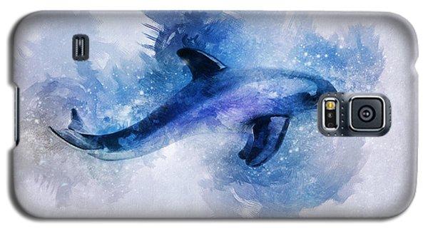 Dolphins Freedom Galaxy S5 Case