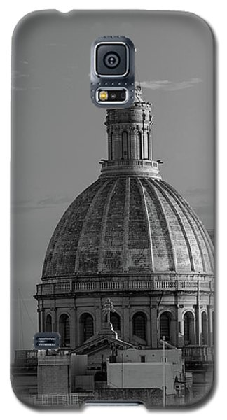 Dome Of Our Lady Of Mount Carmel In Valletta, Malta Galaxy S5 Case
