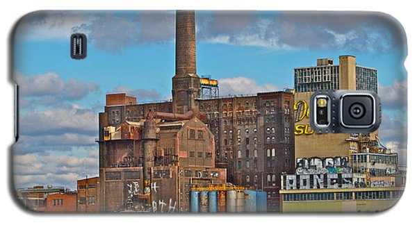 Domino Sugar Water View Galaxy S5 Case by Alice Gipson