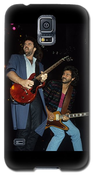 Don Barnes And Jeff Carlisi Of 38 Special Galaxy S5 Case
