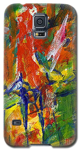 Don Quichotte Galaxy S5 Case by Jan Daniels