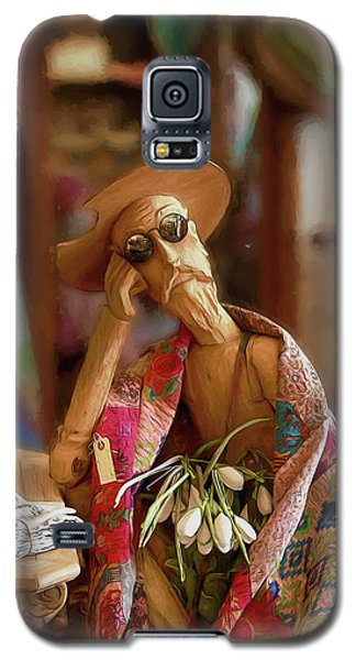 Don Quixote De La Mancha Galaxy S5 Case