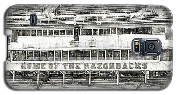Donald W. Reynolds Razorback Stadium Galaxy S5 Case by JC Findley