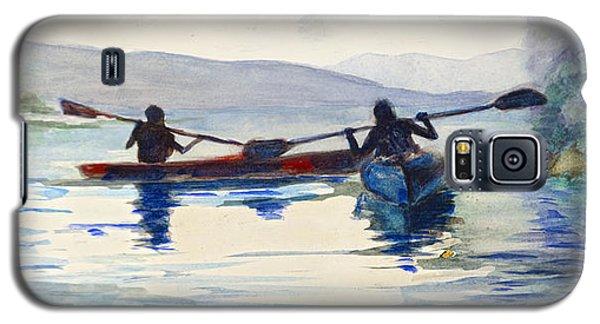 Donner Lake Kayaks Galaxy S5 Case