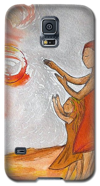 Don't Be Afraid Galaxy S5 Case by Gioia Albano