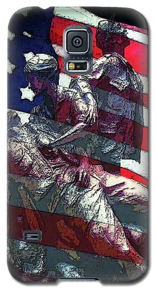 Don't Forget Our Nurses Galaxy S5 Case