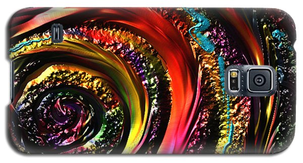 Galaxy S5 Case featuring the drawing Don't Get Foiled Again by Kevin Caudill