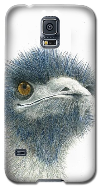 Dont Mess With Emu Galaxy S5 Case