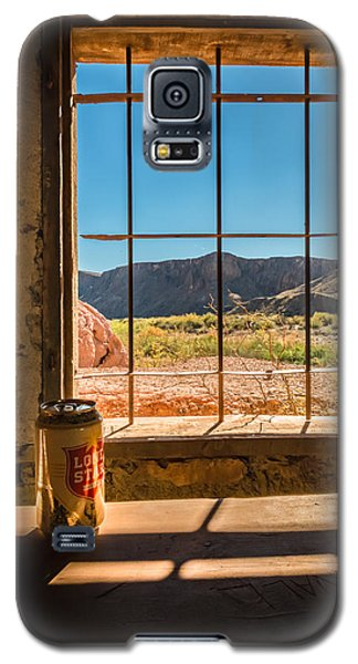 Galaxy S5 Case featuring the photograph Don't Mess With Texas by Allen Biedrzycki
