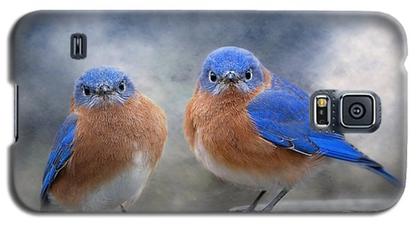 Galaxy S5 Case featuring the photograph Don't Ruffle My Feathers by Bonnie Barry