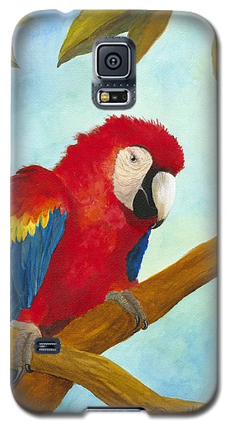 Dont Ruffle My Feathers Galaxy S5 Case