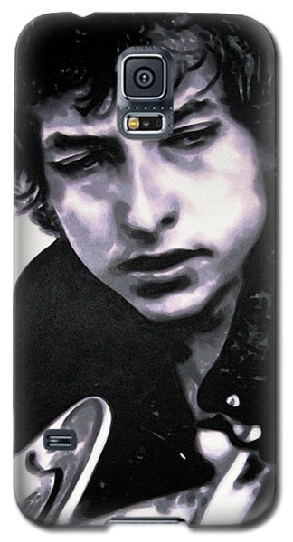 Rock And Roll Galaxy S5 Case - Dont Think Twice Its Alright by Hood alias Ludzska