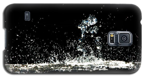 Don't Threaten Me With Love. Galaxy S5 Case by Bob Orsillo