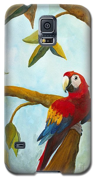 Dont Worry Be Happy Galaxy S5 Case