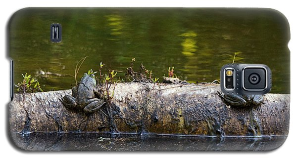Don't You Love Mornings Like This Galaxy S5 Case by Susan Capuano